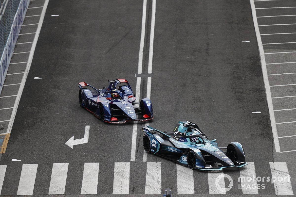 Tom Blomqvist, NIO 333, NIO 333 001, Robin Frijns, Envision Virgin Racing, Audi e-tron FE07