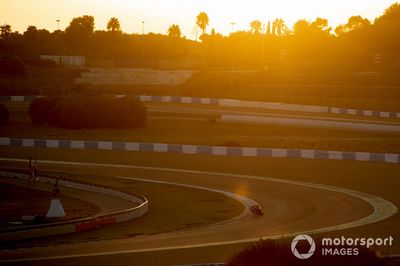 WSBK-Test in Jerez