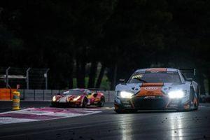 #33 Team WRT Audi R8 LMS GT3: Rik Breukers, Stuart Hall, Benjamin Goethe