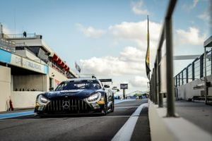 #90 Madpanda Motorsport Mercedes-AMG GT3: Ezequiel Perez Companc, Patrick Assenheimer