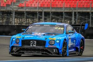 #11 Team Parker Racing Bentley Continental GT3: Frank Bird, Nicolai Kjaergaard, Euan McKay