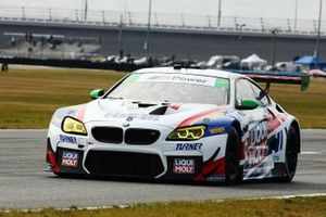 #96 Turner Motorsport BMW M6 GT3, GTD: Robby Foley, Bill Auberlen, Aidan Read, Colton Herta