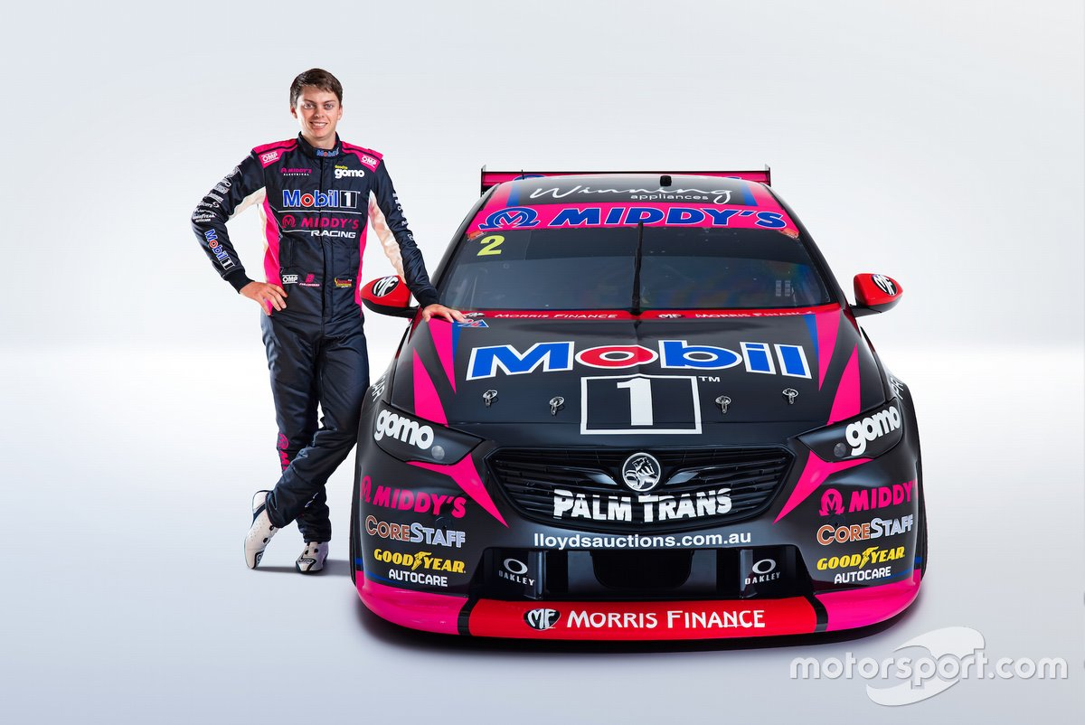 Bryce Fullwood, Walkinshaw Andretti United