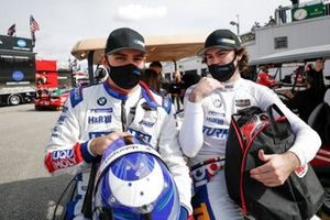 #96 Turner Motorsport BMW M6 GT3, GTD: Colton Herta, Aidan Read