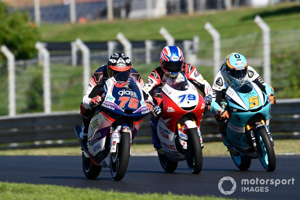 Albert Arenas, Aspar Team, Ai Ogura, Honda Team Asia