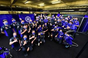 Yamaha Factory Racing farewell event
