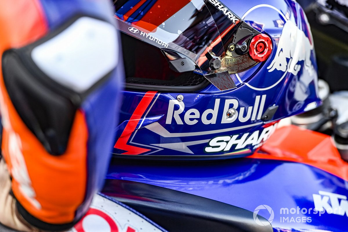 Casco de Miguel Oliveira, Red Bull KTM Tech 3