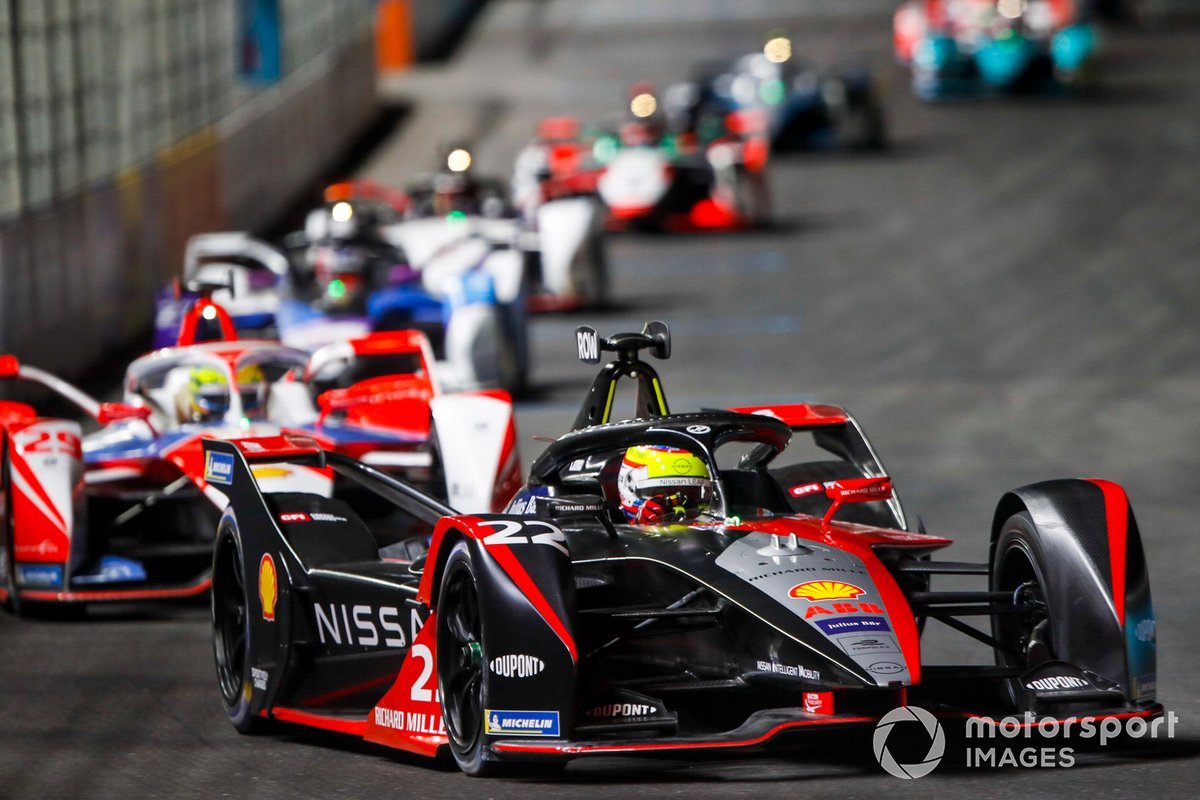 Oliver Rowland, Nissan e.Dams, Nissan IMO2, Alexander Sims, Mahindra Racing, M7Electro