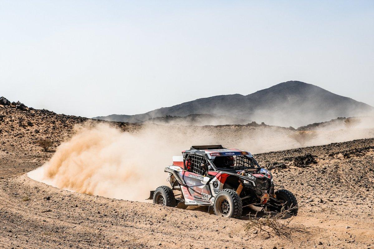 #424 Energylandia Rally Team Can-Am: Michal Goczal, Szymon Gospodarczyk
