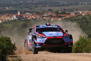 Pierre-Louis Loubet, Vincent Landais, Hyundai i20 Coupe WRC