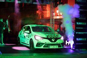 Rachele Somaschini, Giulia Zanchetta, RS Team Italia, Toksport WRT, Renault Clio RSR Rally5