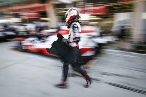 #8 Toyota Gazoo Racing Toyota TS050: Себастьен Буэми