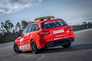 Mercedes-AMG Official FIA F1 Medical Car, Mercedes-AMG C 63 S Estate