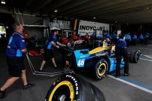 Box: Chip Ganassi Racing