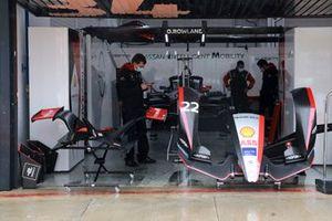 Nissan e.dams garaje