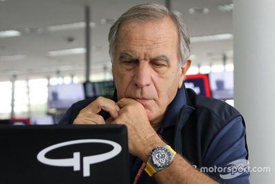 Anuncio relojes Giorgio Piola