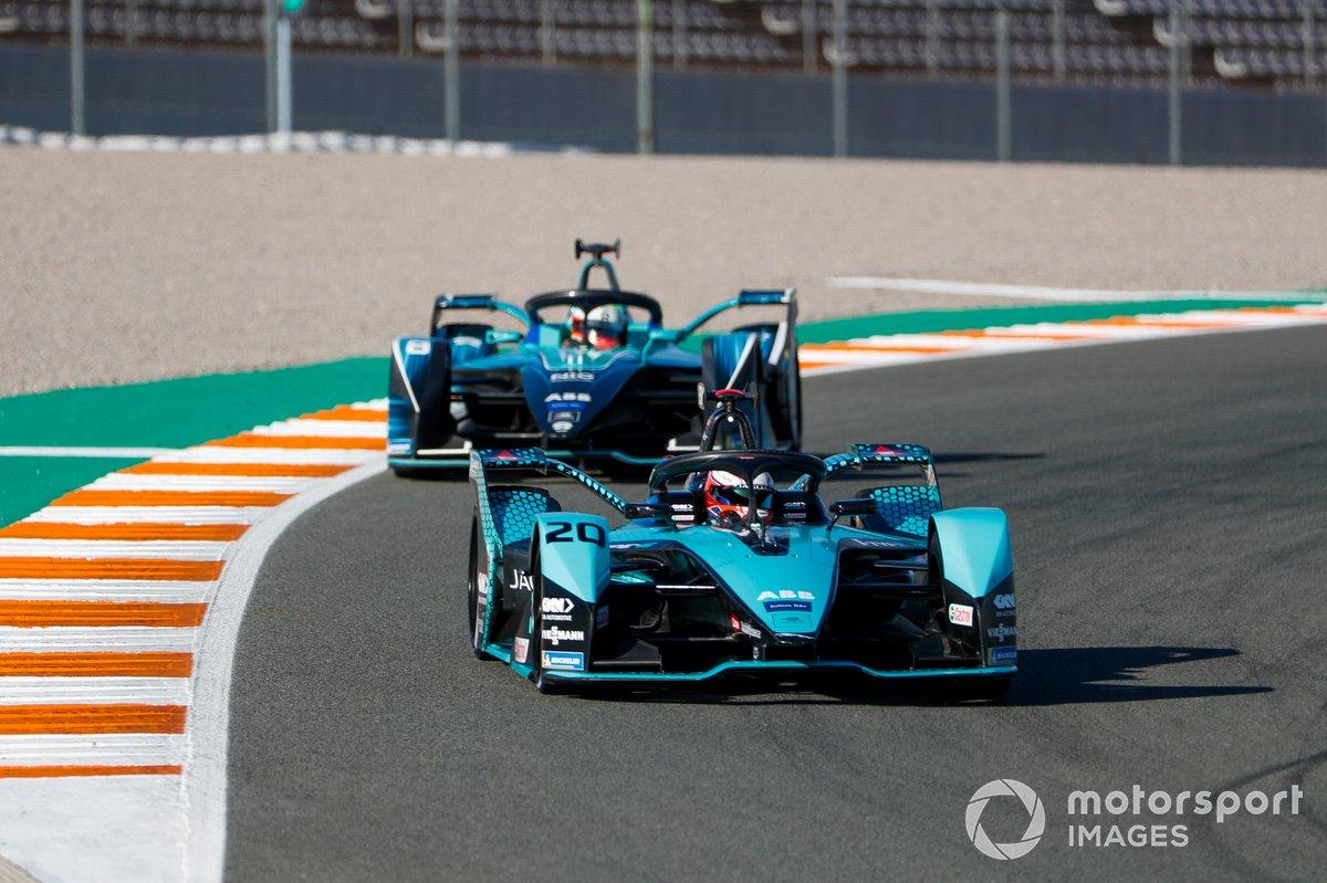 Mitch Evans, Panasonic Jaguar Racing, Jaguar I-Type 5, Oliver Turvey, NIO 333, NIO 333 001
