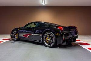 2015 Ferrari 458 Speciale of Sebastian Vettel