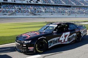 Kyle Weatherman, Mike Harmon Racing, Chevrolet Camaro Picture Perfect