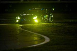 #57 Winward Racing Mercedes-AMG GT3, GTD: Russell Ward, Philip Ellis, Indy Dontje, Maro Engel
