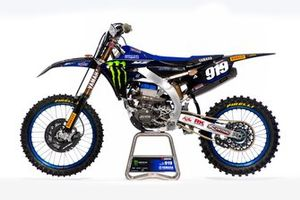 Motor Ben Watson, Monster Energy Yamaha Factory Racing