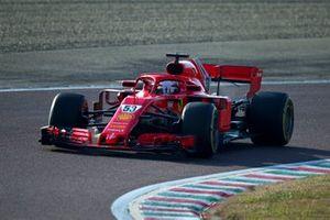 Callum Ilott, Ferrari SF71H