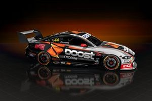 James Courtney, Tickford Racing Ford Mustang