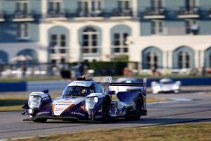 #8 Tower Motorsport ORECA LMP2 07: John Farano, Gabriel Aubry, Tim Buret