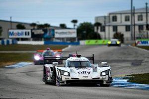 #48 Action Express Racing Cadillac DPi: Jimmie Johnson, Kamui Kobayashi, Simon Pagenaud
