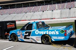 Sheldon Creed, GMS Racing, Chevrolet Silverado
