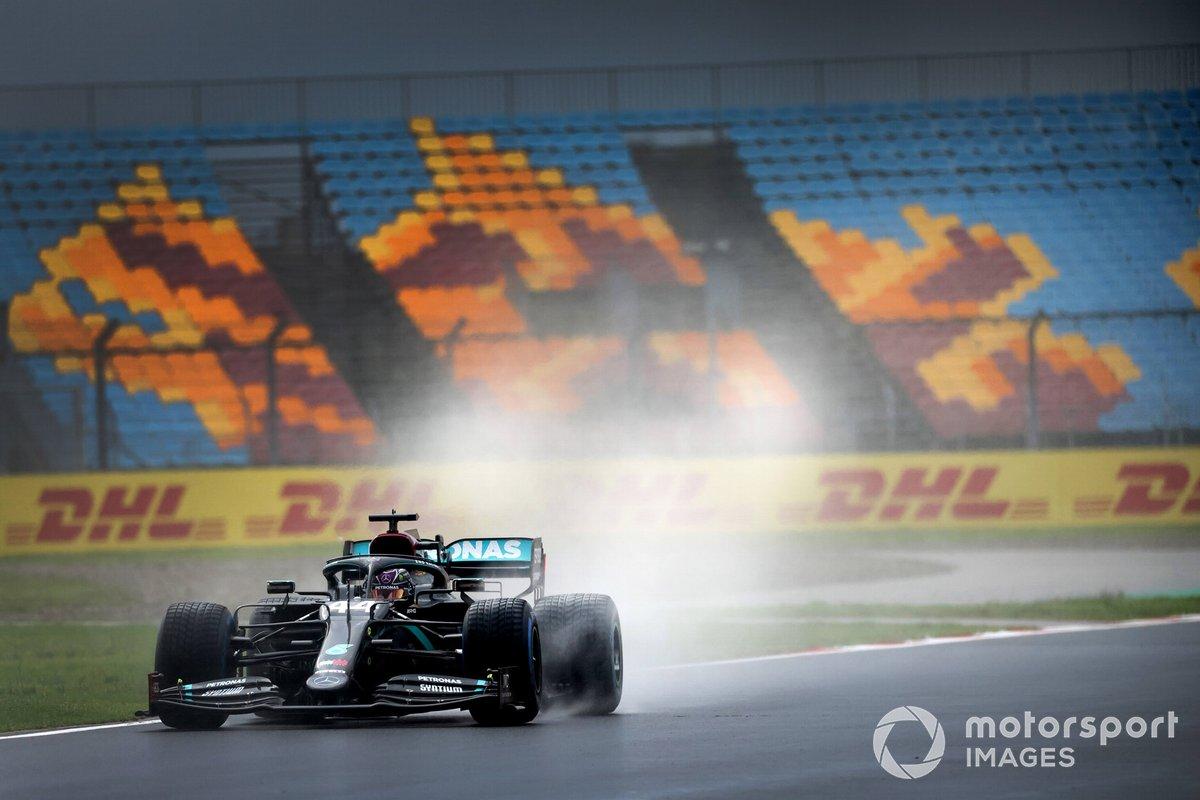 Turquie - Vainqueur : Lewis Hamilton (Mercedes)