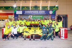 #95 Aston Martin Racing Aston Martin Vantage AMR: Marco Sorensen, Nicki Thiim