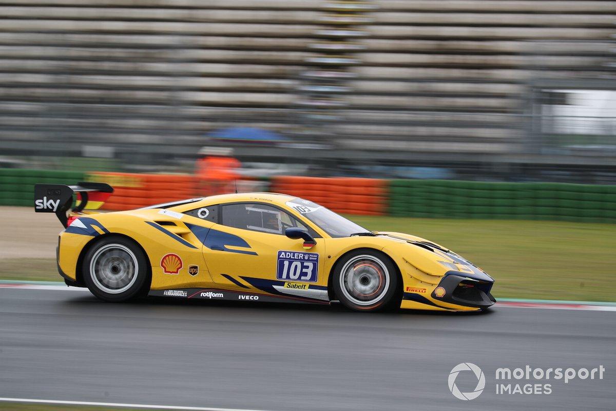 Boris Gideon, Formula Racing