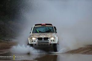 Krzysztof Hołowczyc, Łukasz Kurzeja, BMW X3 CC