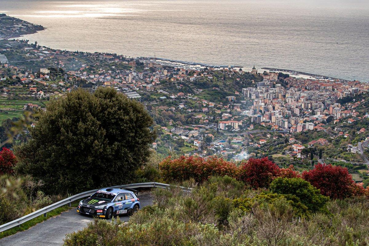 Oliver Solberg, Aaron Johnston, Hyundai Motorsport, Hyundai i20 R5