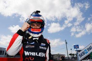 #31 Action Express Racing Cadillac DPi, DPi: Pipo Derani, IMSA Motul Pole Award for DPI