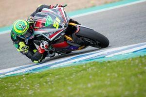 Eric Granado em Jerez
