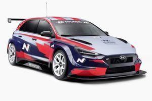 Hyundai i30 N TCR 2021
