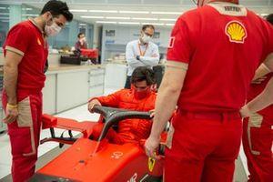 Carlos Sainz, Scuderia Ferrari