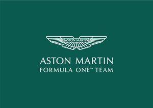 Aston Martin F1 Team logo