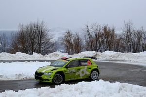 Jan Kopecky, Jan Hlousek, Toksport WRT Skoda Fabia R5