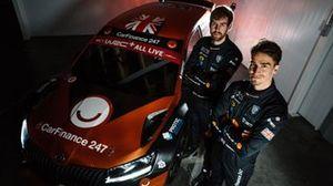 Chris Ingram, Ross Whittock, Skoda Fabia Rally2 evo