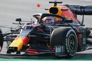 Red Bull Racing RB16 sensor detail