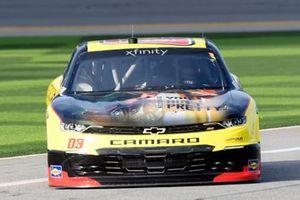 Tyler Reddick, Our Motorsports, Chevrolet Camaro Quartz Hill Records