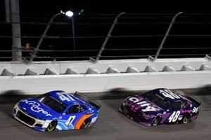 Ricky Stenhouse Jr., JTG Daugherty Racing, Chevrolet Camaro Kroger/NOS Energy Drink Alex Bowman, Hendrick Motorsports, Chevrolet Camaro Ally