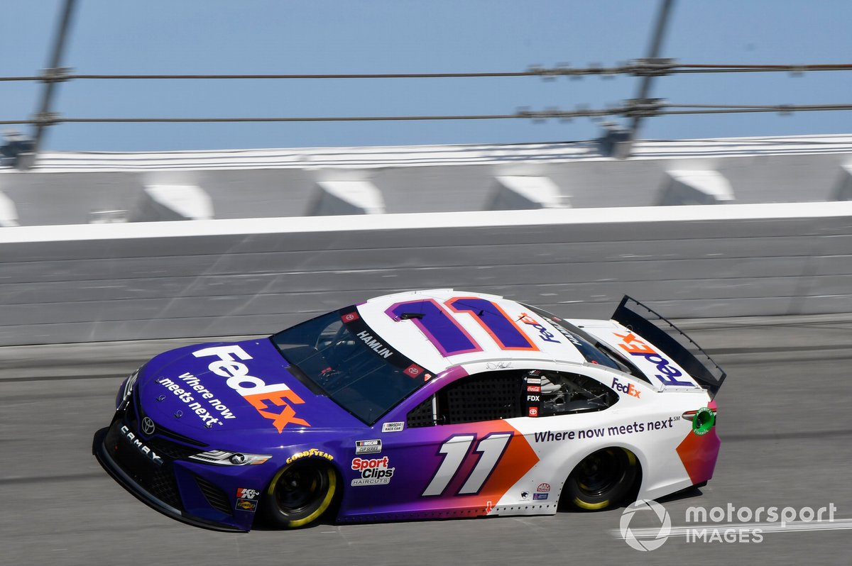 25. Denny Hamlin - Joe Gibbs Racing