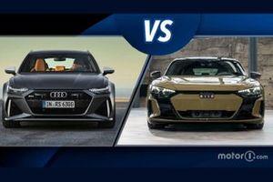 Audi RS 6 Avant o RS e-tron GT?