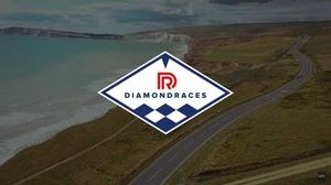 Isle of Wight Diamond Race Logo