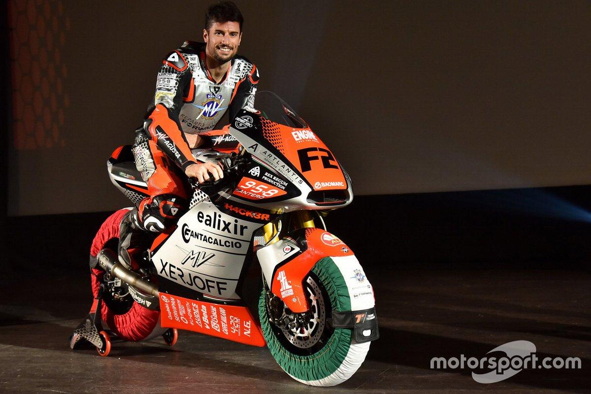 Simone Corsi, MV Agusta Forward Racing