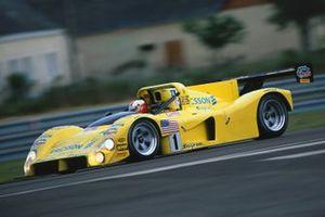 Massimo Sigala, Jay Cochran, Rene Arnoux, Ferrari 333 SP
